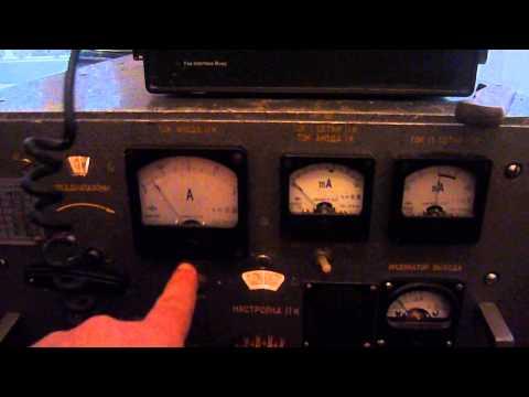 видео: 1.5 kw power amplifier r-140М / Усилитель Мощности Р-140М