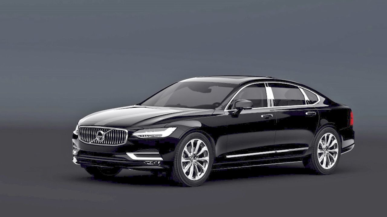 2017 volvo s90 first look. Black Bedroom Furniture Sets. Home Design Ideas