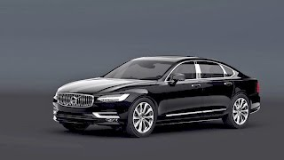 FIRST LOOK: 2017 Volvo S90 EXCELLENCE - Interior and Exterior Design