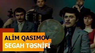 Alim Qasımov - Segah Təsnifi