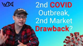 2nd COVID Outbreak, 2nd Market Drawback? | Stock Tips