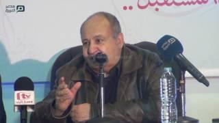 مصر العربية | وحيد حامد: أُفضل حكم الجيش عن الجماعة