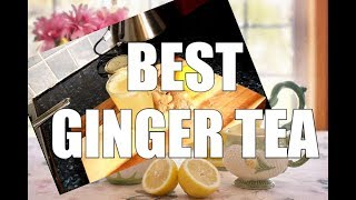 HOT DRINK For The Weather Head PLEASE DO This For 5 MORNING  | Lemon and Ginger GOOD RECIPE
