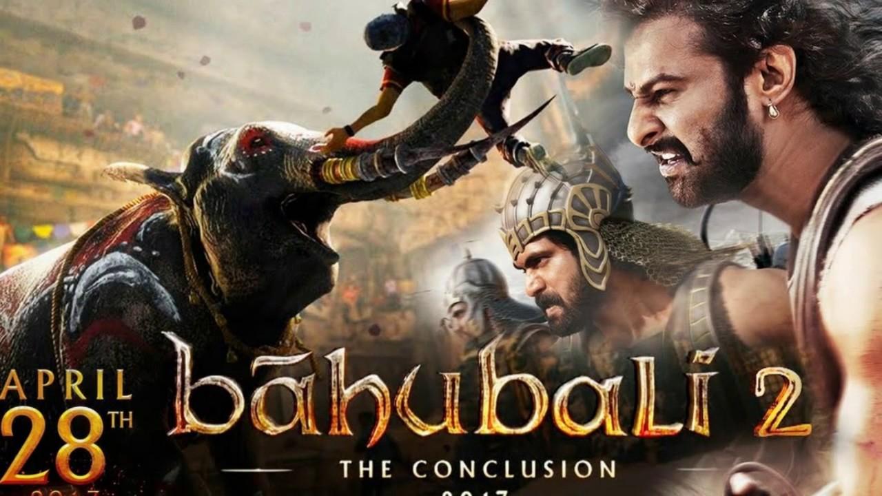 Bahubali 2 Trailer Telugu
