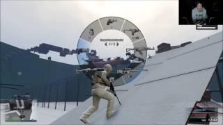 Late Christmas Parkour w/ Facecam (Part 1/2)  - GTA 5 Online Parkour