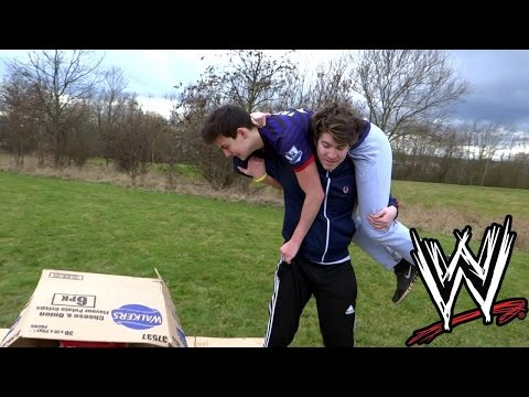 WWE MOVES *CARDBOARD EDITION*
