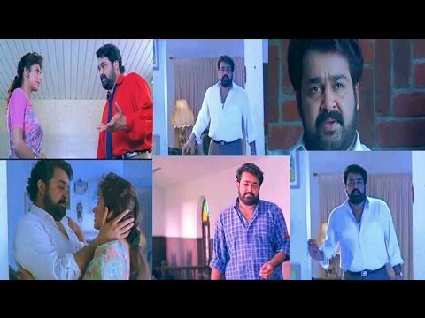 Mohanlal Best Scenes l Best BGM