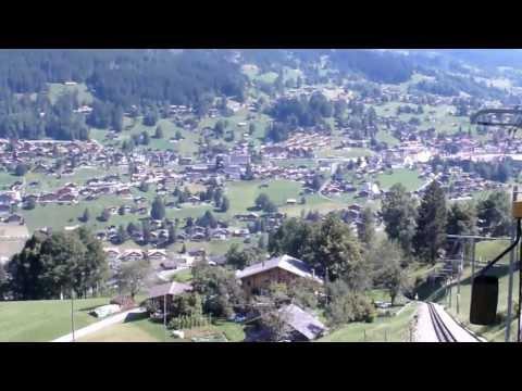 De Kleine Scheidegg à Grindelwald