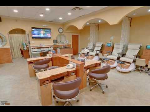 Top Nails Tech | West Palm Beach, FL | Nail Salon - YouTube