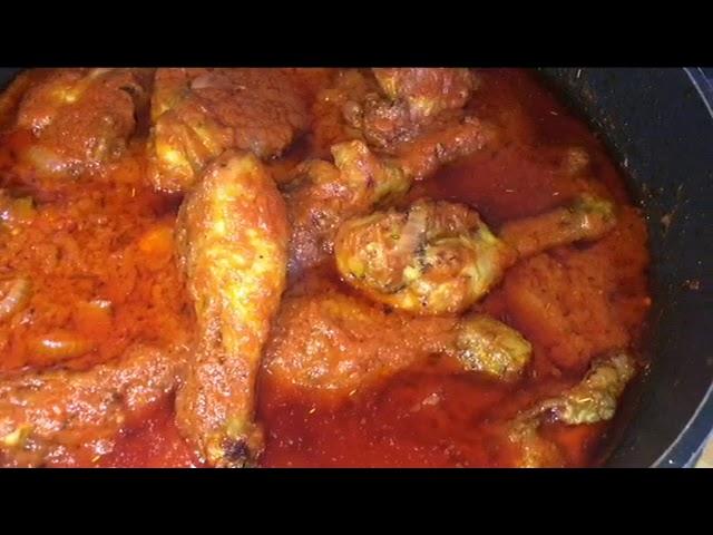 How to make soft chicken stew