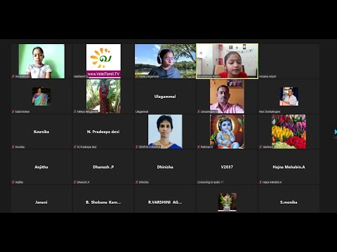 மாணவ முன்னேற்ற திட்டம் நிகழ்வு 1 || சிறப்பு விருந்தினர்:  நெல்லை உலகம்மாள்