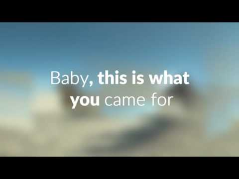 Calvin Harris ft Rihanna  This Is What You Came For Lyrics HD