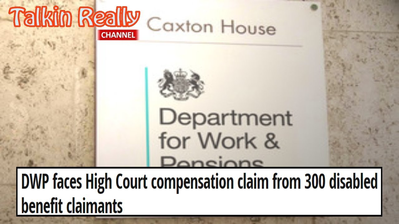 300 claimants taking DWP to court over £170 reduction in money
