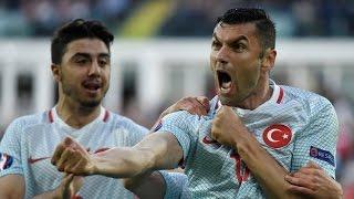 Video Gol Pertandingan Republik Ceko vs Turki