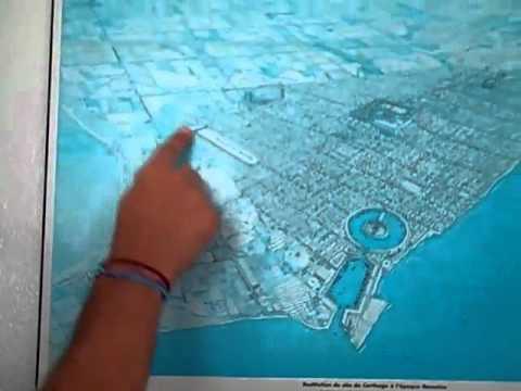 Sami explains about the Carthage ports
