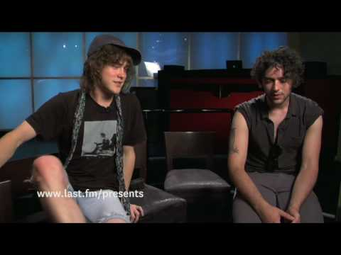 Last.fm at Lollapalooza | MGMT Interview