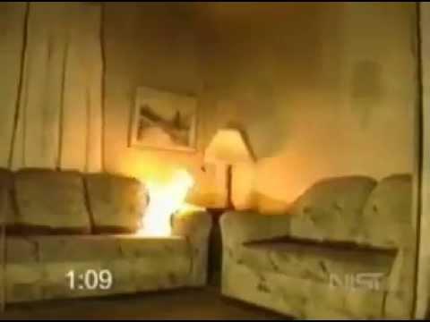2  Развитие пожара в комнате 05 40 мин