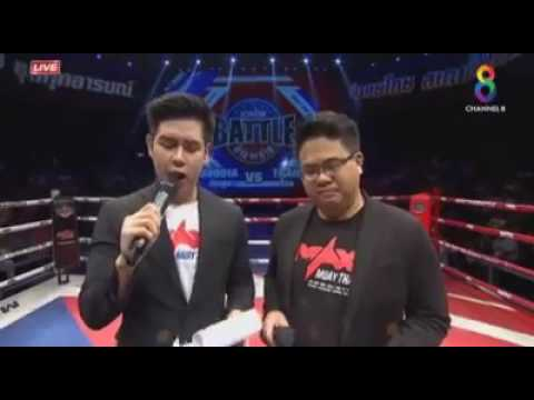 Kun Khmer boxing-khim Dima vs thai(KO)-Max mouy Thai world battle-23 September 2016