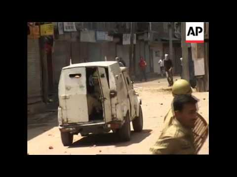 Protests, clashes with police continue over Hindu shrine and land