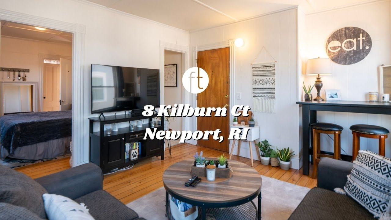Tour of 8 Kilburn Court, Newport