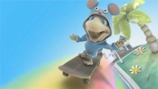DİY tam CG animasyon Gökkuşağı Binici