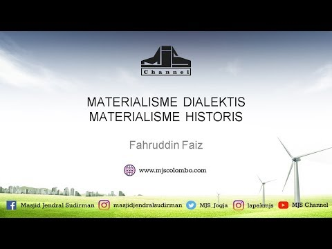 Ngaji Filsafat 15 : Materialisme Historis