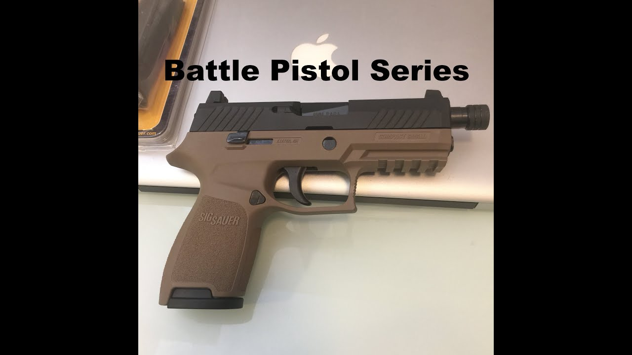 Sig Sauer P320 Carry Update: Grip Module and Mags