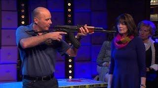 Wat te doen bij een aanslag? - RTL LATE NIGHT