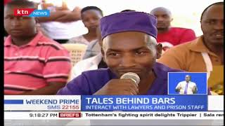 Tales behind bars: Kenyan inmates tell inspiring stories