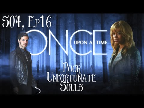 Once Upon A Time Poor Unfortunate Soul - Top 5 Moments