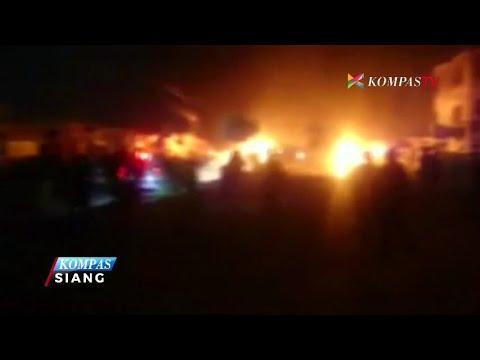 Bom Meledak di Pasar Pakistan, 15 Orang Tewas