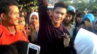 Mahesya pulang ke rumahnya di Jalan Cipta Karya Panam Pekanbaru