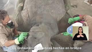 Monumento de las Garantías Sociales regresará en mayo a la rotonda de Zapote