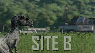 Jurassic World Evolution Safari Park 3.0