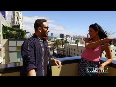 Celebrity Travel - Los Angeles (S02 - E04) 10/11/17