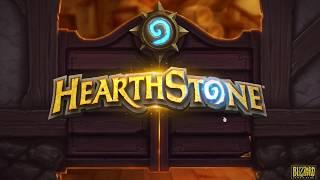 Hearthstone - Супер Легендарка из 10 паков (кобальды и катакомбы)
