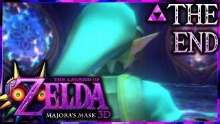 Let's Play The Legend of Zelda: Majora's Mask 3D - Part 39 - The End