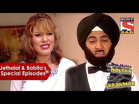 Jethalal And Babita Comedy | Taarak Mehta Ka Oolta Chashma