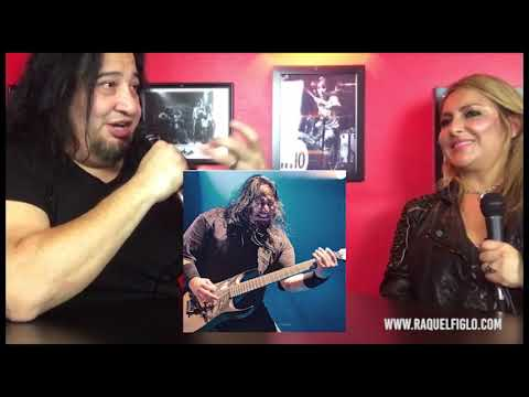 Episode #1 of Rockers N' Shakers :Rockin' Raquel interviews Dino Cazares of Fear factory