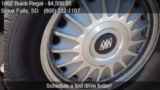 1992 Buick Regal Limited 4dr Sedan for sale in Sioux Falls,