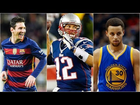ESPN Releases List of 100 Most Famous Athletes in the WORLD!