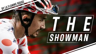 Julian Alaphilippe - The Showman