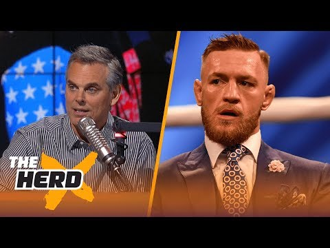McGregor's old sparring partner calls him 'one of the biggest dirtbags' he's ever met | THE HERD