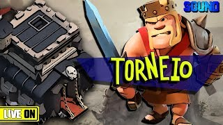 TORNEIO DE CV9 :: CLASH OF CLANS