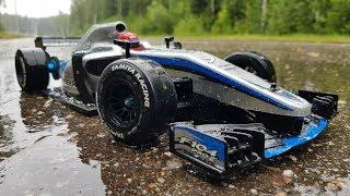 """Почувствуй Себя Пилотом Болида """"Формулы-1"""" ... Тест-Драйв Rc F1 ... Часть 2"""