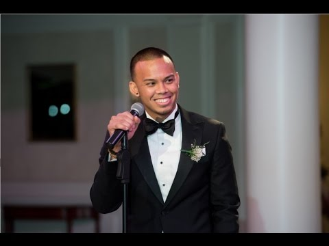 Best Man Speech - Receives Standing Ovation