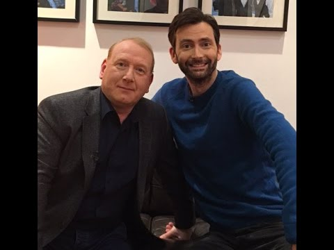 David Tennant and Adrian Scarborough Don Juan In Soho