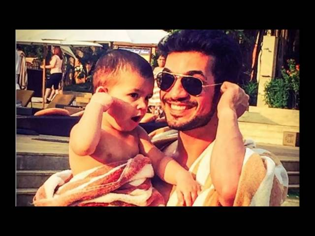Exclusive Pics of Ayaan Biljani : The Little Rockstar of Arjun Bijlani