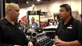 SEMA 2009 Video Coverage: ARP Ultra Torque