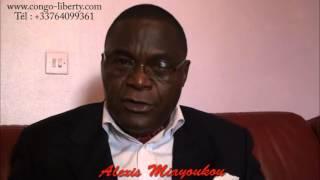Interview d'Alexis-Richard Miayoukou